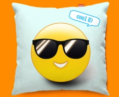 Cool Emoticon Funky Sofa Cushion