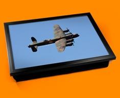 Lancaster Avro Plane Cushion Lap Tray