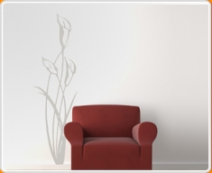 Lillies Wall Sticker