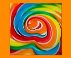 Lollipop Napkins (Set of 4)