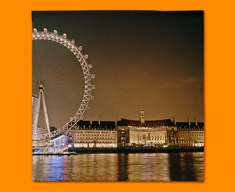 London Eye Napkins (Set of 4)