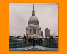 London St Paul Napkins (Set of 4)