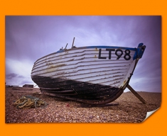 Low Tide 1 Poster