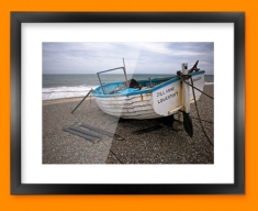 Low Tide 2 Framed Print