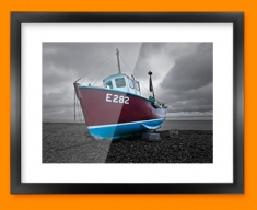 Low Tide 3 Framed Print