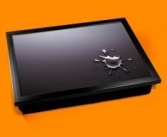 Mercury Splash Cushion Lap Tray