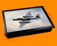 Meteor Gloster Plane Cushion Lap Tray