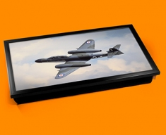 Meteor Gloster Plane Cushion Laptop Tray
