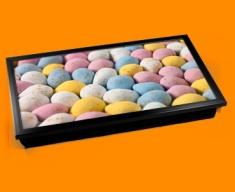 Mini Eggs Laptop Lap Tray