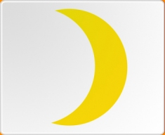 Moon Large Wall Sticker