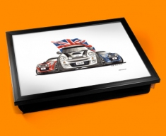 New Italian Minis Cushion Lap Tray