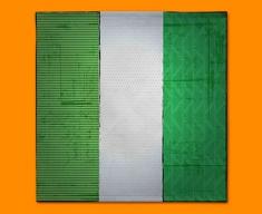 Nigeria Flag Napkins (Set of 4)