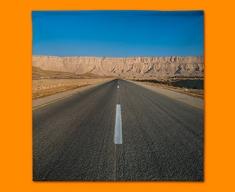 Open Road Napkins (Set of 4)