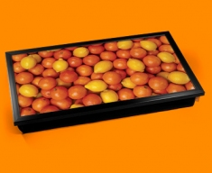 Oranges Lemons Laptop Lap Tray