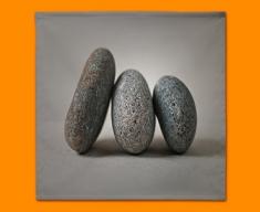 Pebble Wall Napkins (Set of 4)