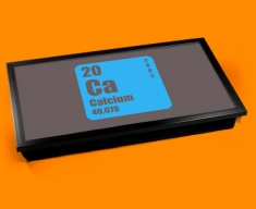 Periodic Table of Elements Calcium Laptop Tray