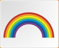 Rainbow Wall Sticker