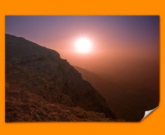 Ramon Crater Poster