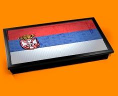 Serbia Laptop Lap Tray