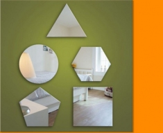Shapes Set Bundle Mirror