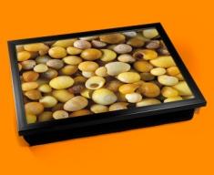 Shells Cushion Lap Tray