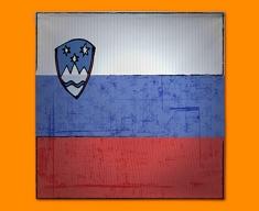 Slovakia Flag Napkins (Set of 4)