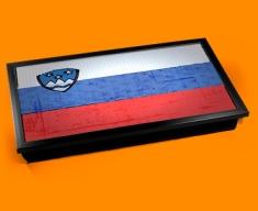 Slovakia Laptop Lap Tray
