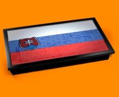 Slovenia Laptop Lap Tray