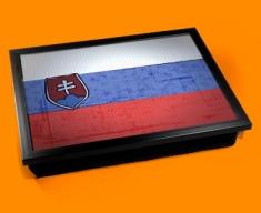 Slovenia Cushion Lap Tray