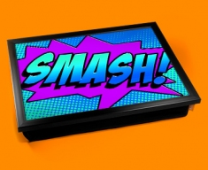 Smash Comic Cushion Lap Tray
