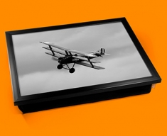 Sopwith Triplane Plane Cushion Lap Tray