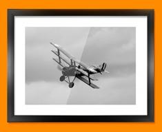 Sopwith Triplane Plane Framed Print