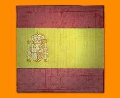 Spain Flag Napkins (Set of 4)