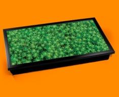 Spikey Moss Laptop Lap Tray