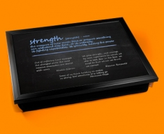 Strength Definition Lap Tray