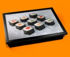 Sushi Cushion Lap Tray