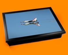 Thunderbirds Plane Cushion Lap Tray