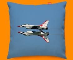 Thunderbirds Plane Sofa Cushion