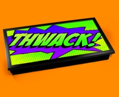 Thwack Comic Laptop Lap Tray