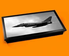 Typhoon BAE Eurofighter Plane Cushion Laptop Tray