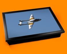 Vampire de Havilland Plane Cushion Lap Tray