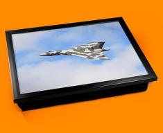 Vulcan Avro Plane Cushion Lap Tray