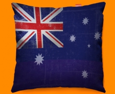 Australia Flag Cushion 45x45cm