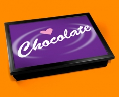 Cadbury Chocolate Cushion Lap Tray