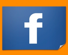 Facebook Logo Social Networking Poster