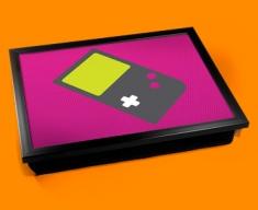 Game Boy Cushion Lap Tray