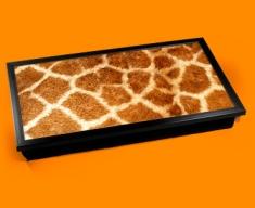 Giraffe Animal Skin Laptop Lap Tray