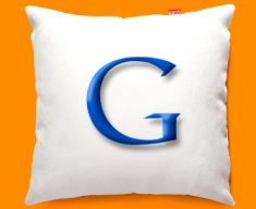 Google G Funky Sofa Cushion 45x45cm