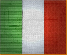 Italy Canvas Art Print