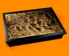 Meerkat Animal Skin Lap Tray